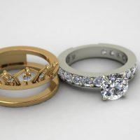 طراحی طلا و جواهر,دوره ماتریکس پیشرفته,دوره طراحی طلا با رایانه