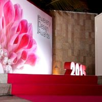 Dubai jewelry design awards ceremony