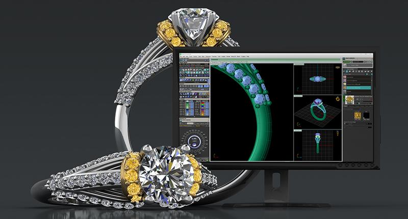 نرم افزار ماتریکس,آموزش نرم افزار ماتریکس,آموزش طراحی طلا و جواهر,gemvision