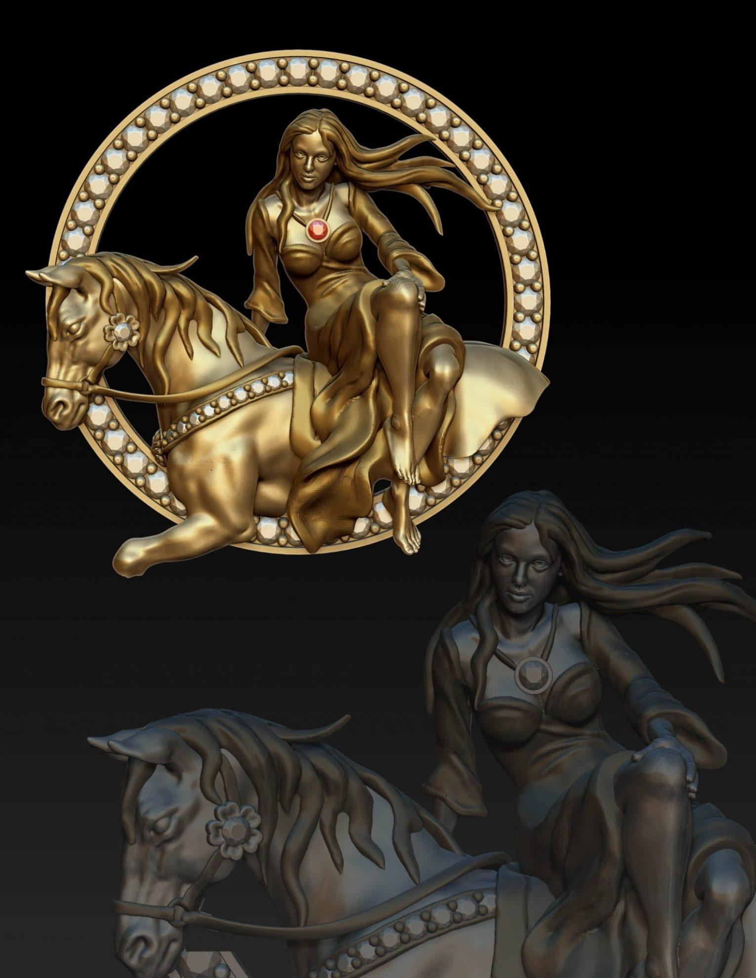 نرم افزار زیبراش,طراحی طلا و جواهر در زیبراش,طراحی جواهرات در زیبراش,دوره طراحی طلا با زیبراش,آکادمی طراحی مرتضوی