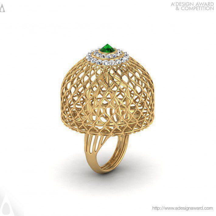 صنم هاتف,طراح طلا و جواهر,مدرس طراح طلا و جواهر