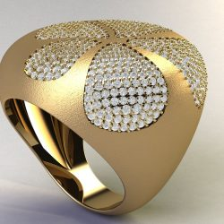 طراحی طلا و جواهر با نرم افزار, طراحی جواهرات,طراحی طلا