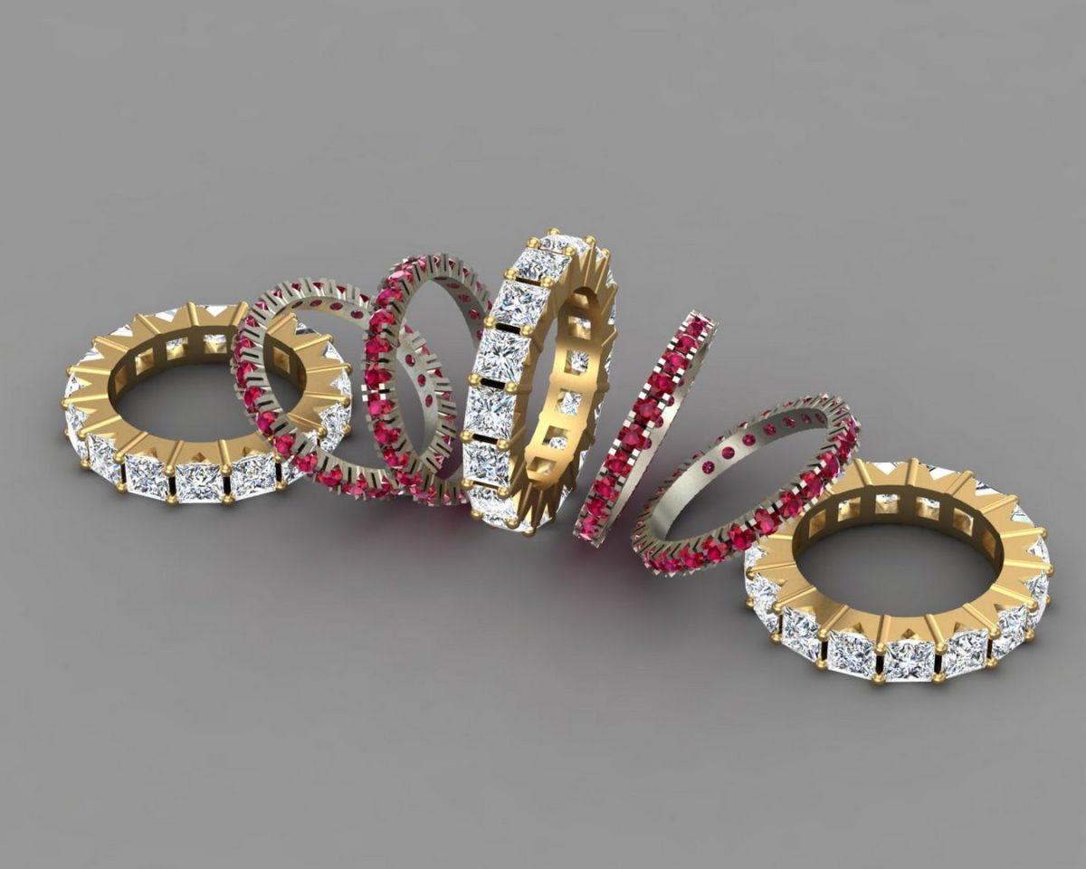 کلاس طراحی جواهرات
