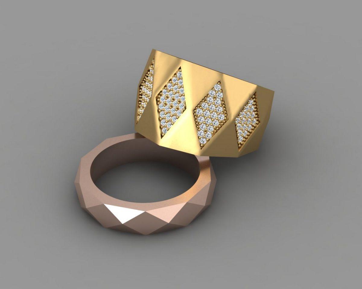 اموزش طراحی جواهرات از مقدماتی تا پیشرفته در ماتریکس