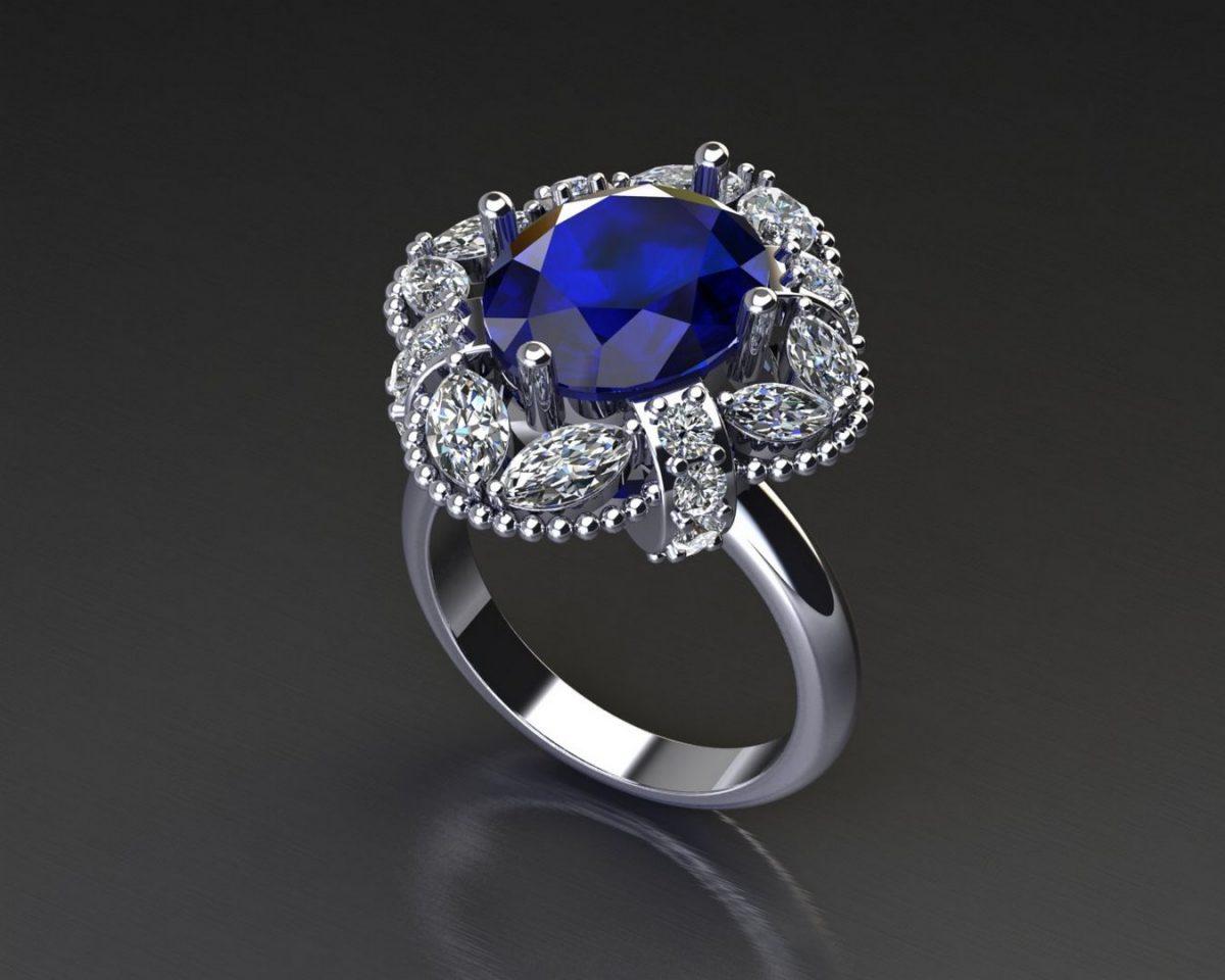طراحی جواهرات از کجا شروع کنیم