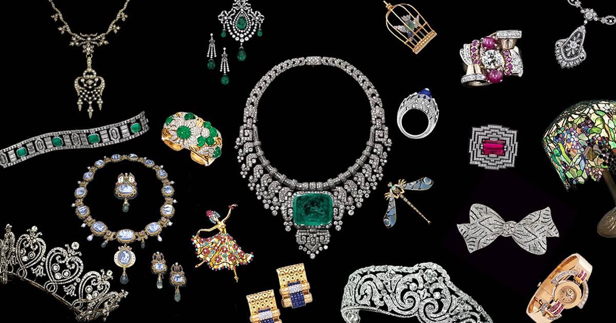 سبک طراحی طلا و جواهر,سبک های جواهرات قرن بیستم,سبک های جواهرات,سبک های طراحی جواهرات