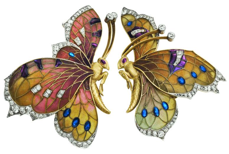 سبک های طراحی جواهرات ,سبک Art Nouveau,سبک آرت نوو,جواهرات Art Nouveau