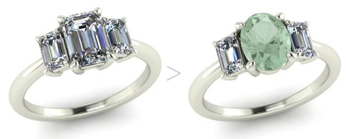 Custom Jewelry,سبک های طراحی جواهرات در قرن بیستم,