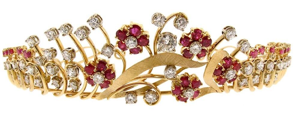 Estate Jewelry,سبک های طراحی طلا و جواهر