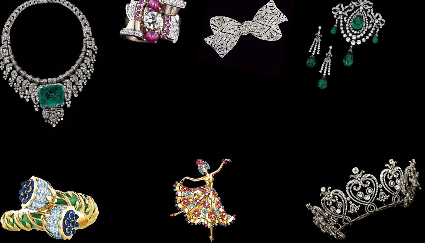 سبک های طراحی جواهرات در قرن بیستم
