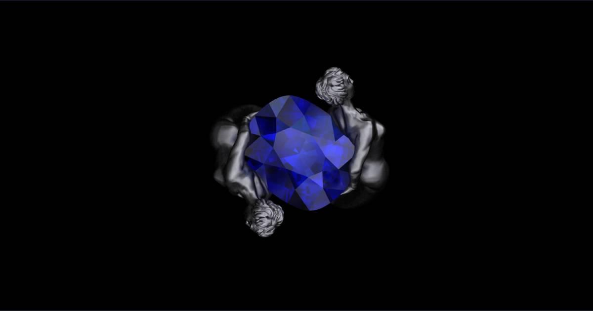 رندرینگ جواهرات,رندرینگ در ماتریکس,رندرینگ طلا