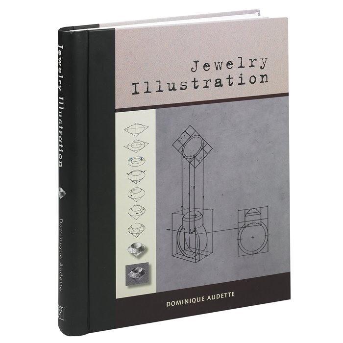 کتاب آموزش طراحی دستی جواهرات, کتاب تصویرگری جواهرات