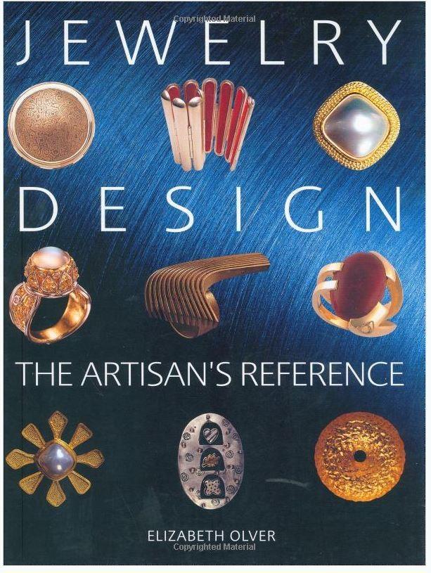 کتاب آموزش طراحی دستی جواهرات Jewelry Design